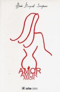 edición 2008, tapa realizada por la autora con las iniciales de su nombre se forma una silueta femenina