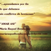 del libro Amar Asi