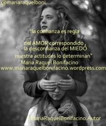 confianza y amor