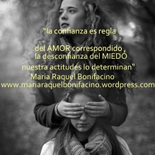 confianza y amor